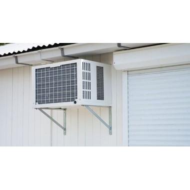 Instalação de ar-condicionado de Janela
