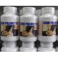 Saw Palmetto 500mg Prostata Kit 6 Frascos C/60 Cápsulas